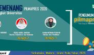Pemenang PILMAPRES 2020 Tingkat PT