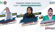 Pilmapres Terbaik Tahun 2021 Tingkat Universitas